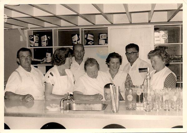 1960 Max Gumberger sen (li) & Emilie Gumberger (3vr)